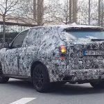BMW X5 на тестах