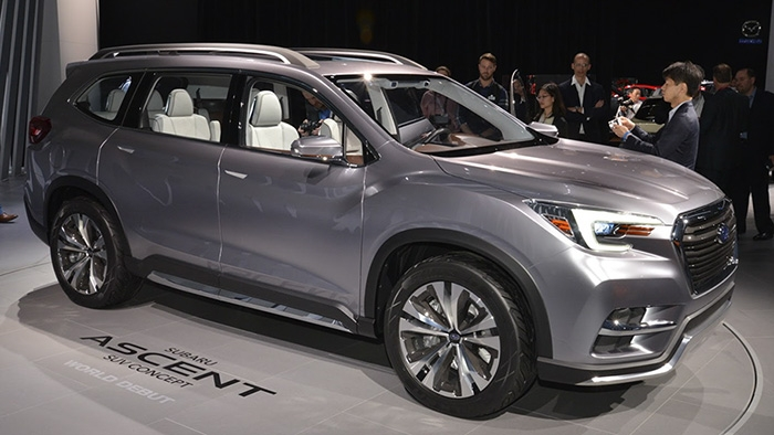 Subaru Ascent Viziv-7