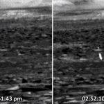 сфера стріляє лазером на марсі