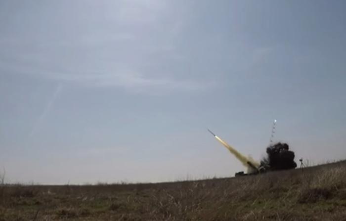 випробування української ракети