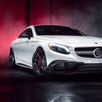 Mercedes-S63 AMG Coupe by Brabus