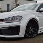 Volkswagen Golf GTI Liberty Walk Rocket Bunny