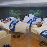 фітнес зал де можна поспати