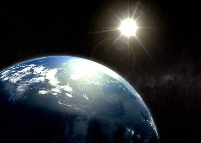 земля сонце