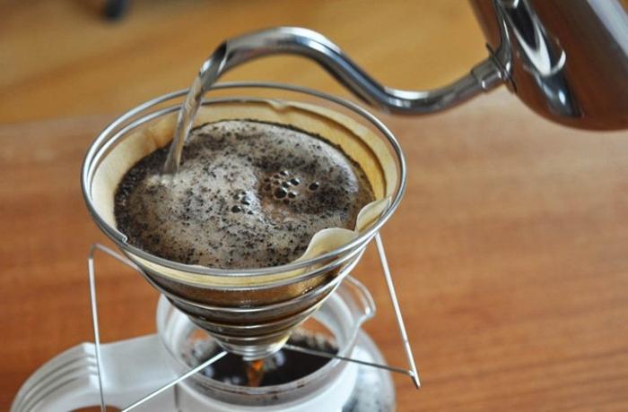 гаряча кава