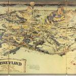 перша карта діснейленда