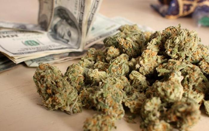 продаж марихуани