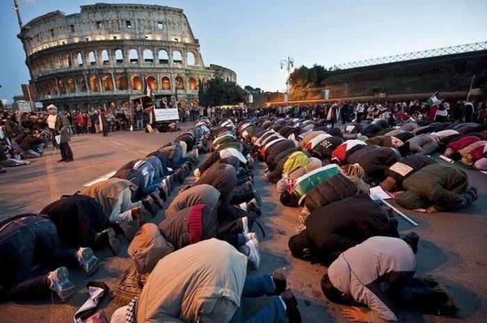 біженці італія