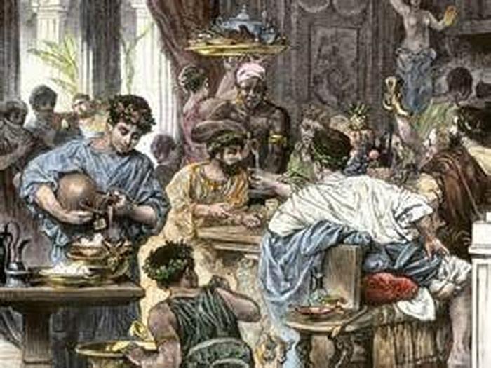 стародавні римляни