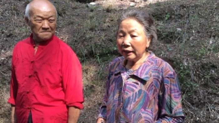 Пань Юаньцзюй з чоловіком