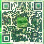 QR-код з дерев