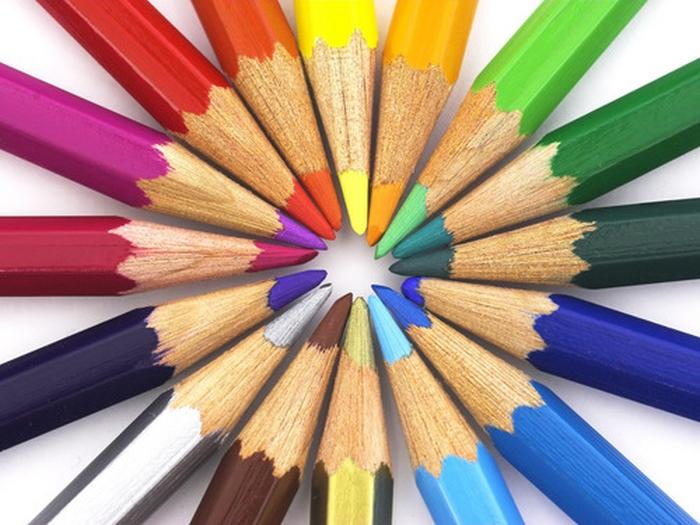 колір