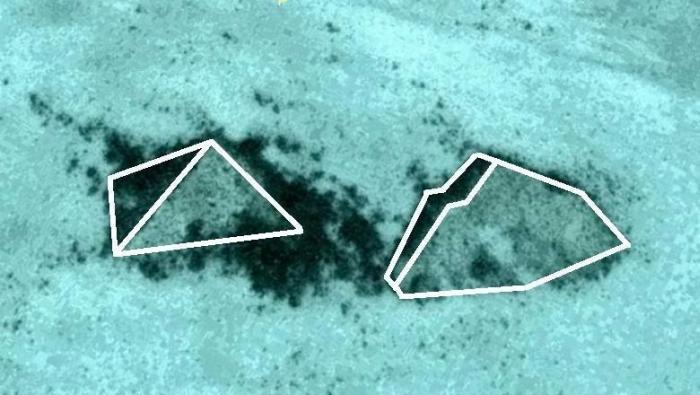 підводні піраміди
