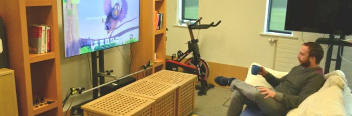 система для управління телевізором