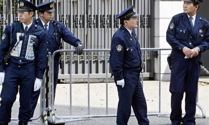 поліція японії