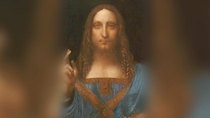 Леонардо да Вінчі Спаситель світу