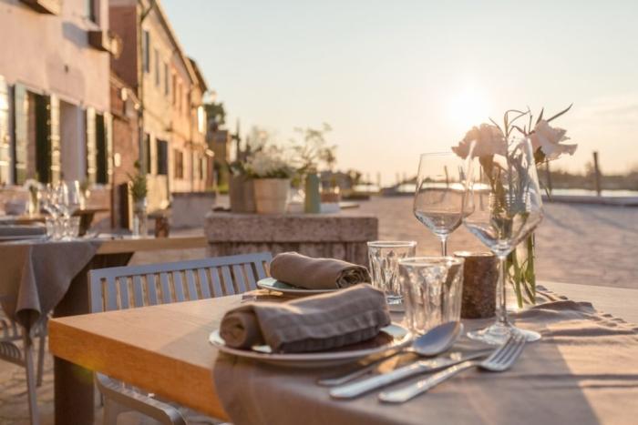 ресторан венеції