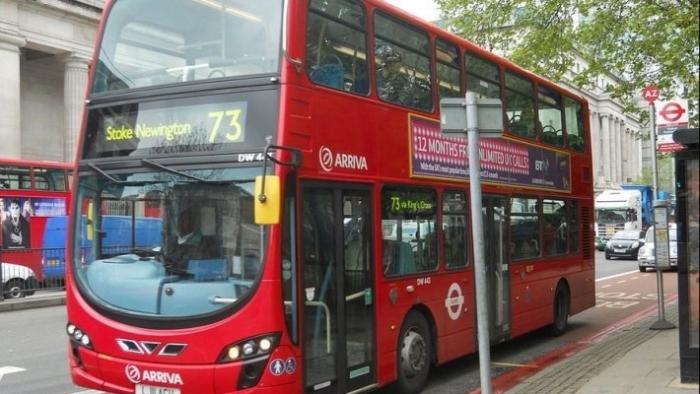 лондонський автобус