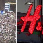 H&M спалює одяг
