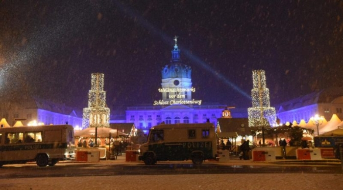 різдвяний ярмарок у Берліні