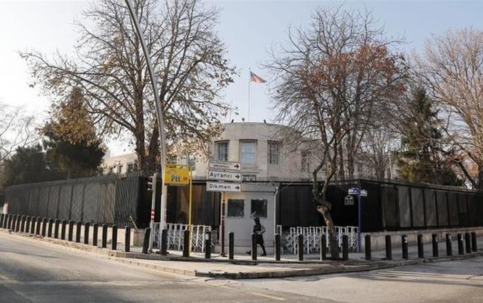 генконсульство США в Стамбулі