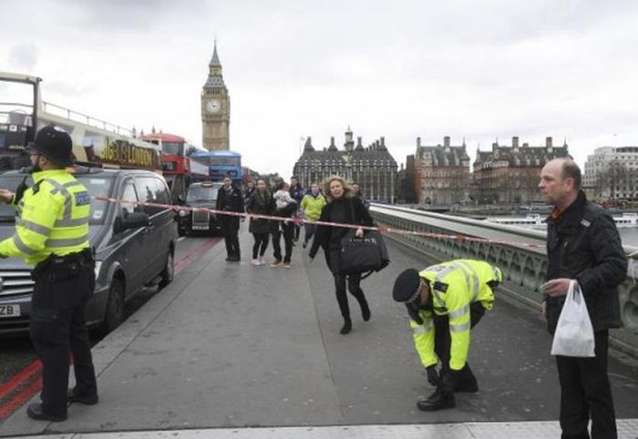 лондон поліція