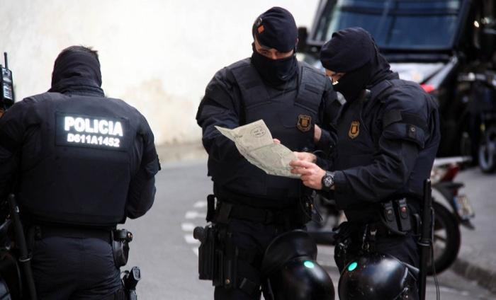 поліція іспанія