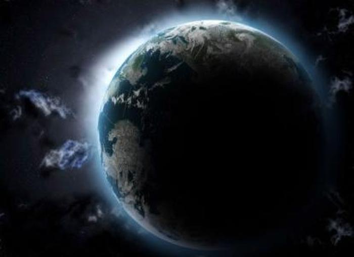 Земля зануриться в темряву