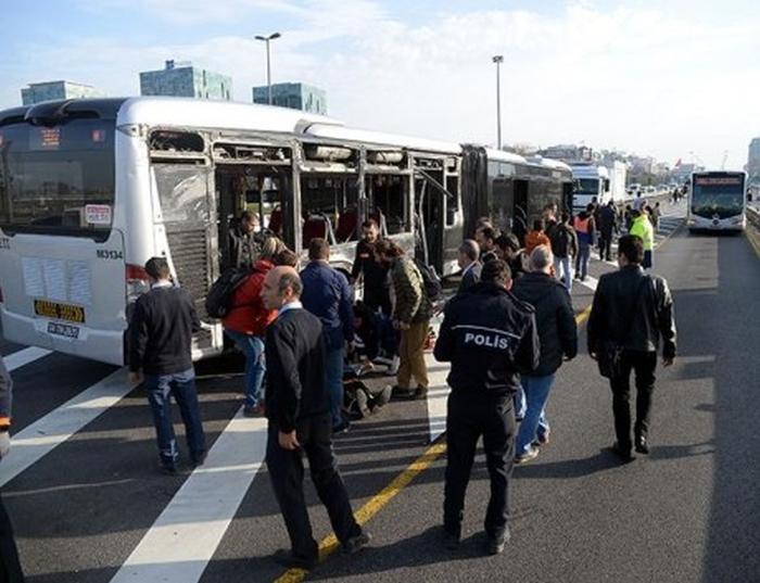 зіткнулися два автобуси