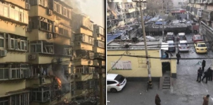 вибуху в житловому будинку