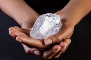 Виявлено п'ятий за величиною алмаз у світі