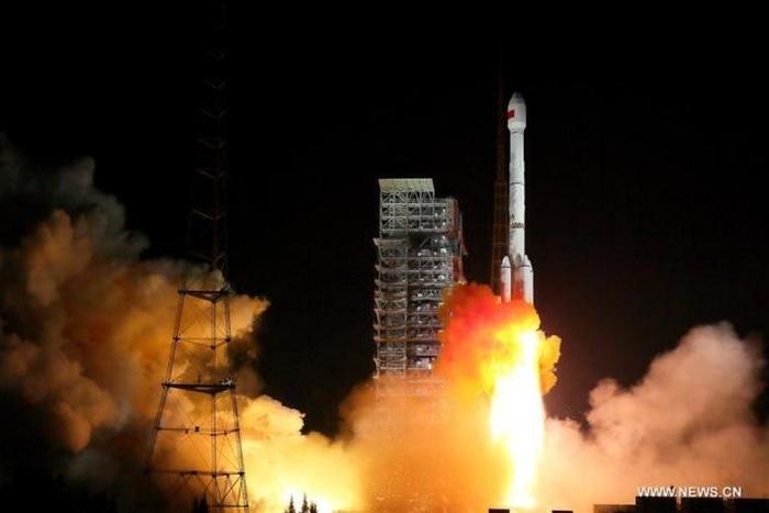 китай запуск ракет