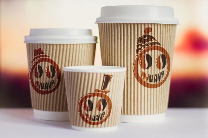 стаканчик для кави