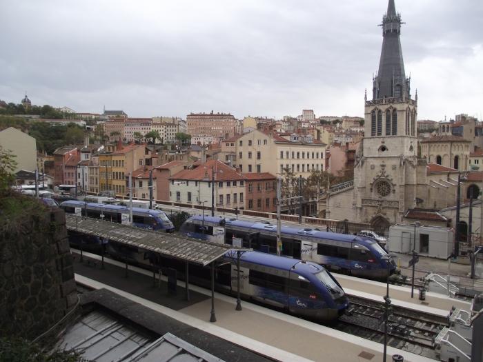 Lyon Saint-Paul station