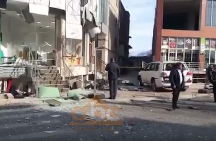 теракт албанія