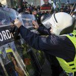 марш неонацистів у швеції