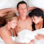 секс утрьох