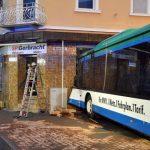 ДТП за участі шкільного автобуса