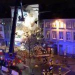 у бельгії стався вибух в будинку