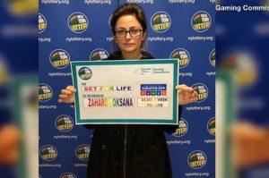 Українка зі США випадково виграла у лотерею $ 5 млн