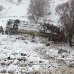 аварія автобуса туреччина