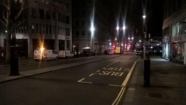 витік газу в лондоні