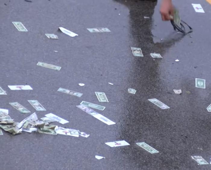 дорога в доларах
