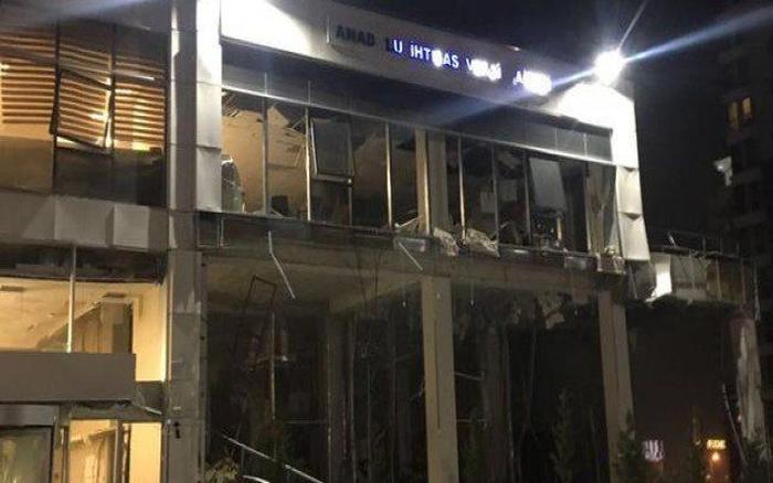 вибух в анкарі