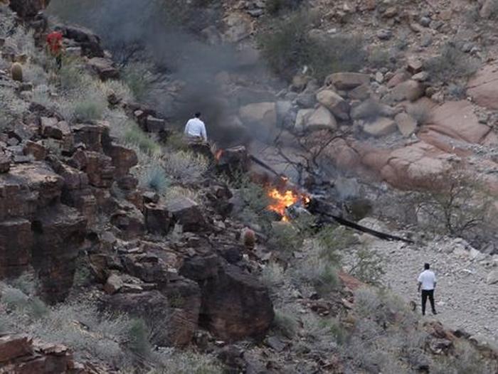 розбився вертоліт з туристами