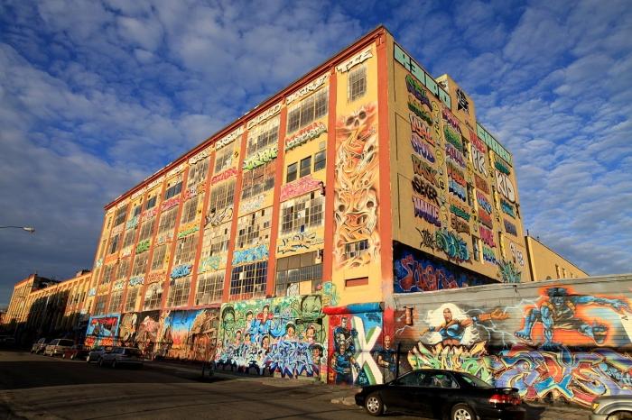 5Pointz графіті