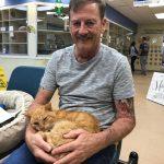 Перрі Мартін та його кіт