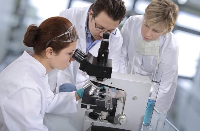 вчені