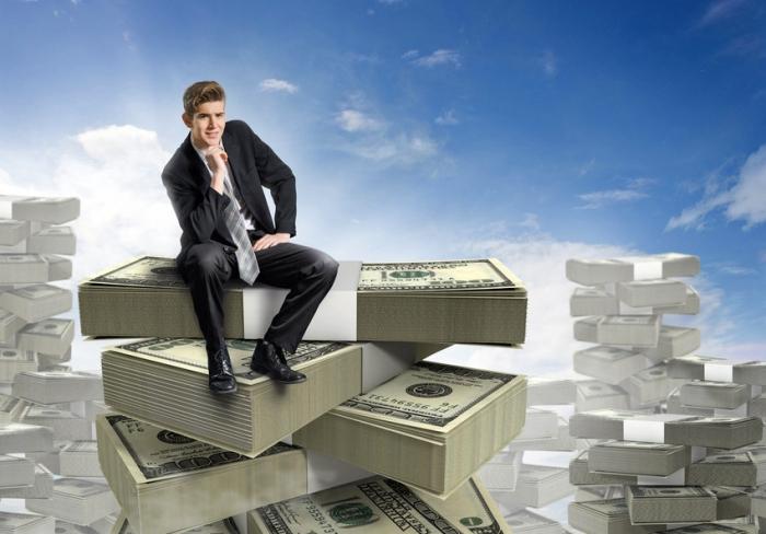 багатство успіх