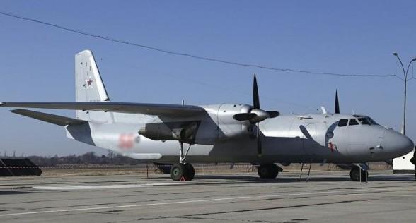 у сирії розбився вантажний літак